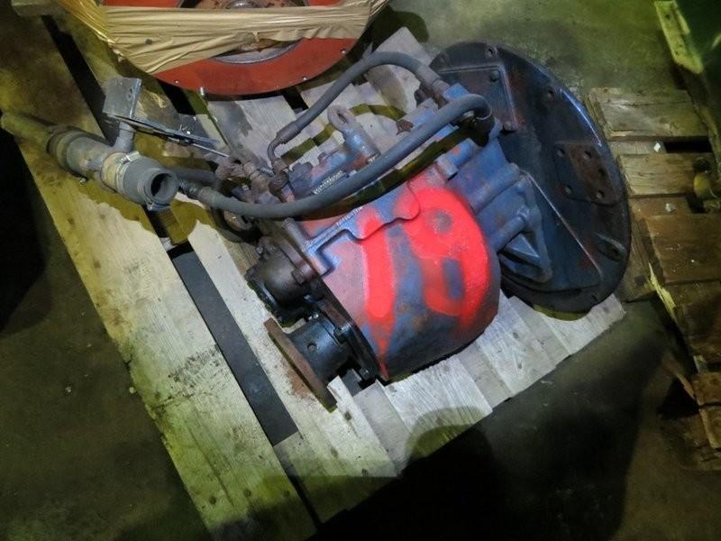 19. Gear boxes - Newage PRM gear
