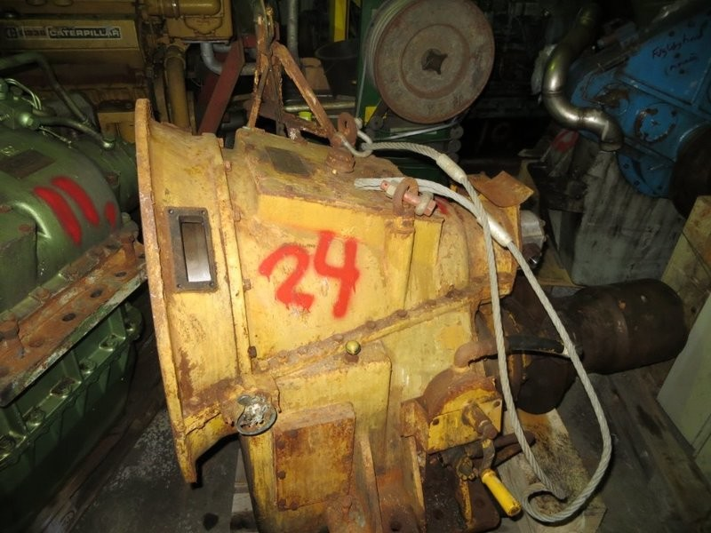 24. Gear boxes - PB 339