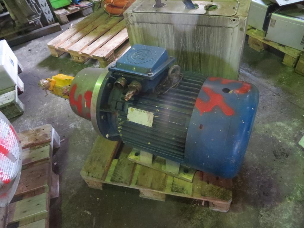 43. Hydraulik pumper - Denison T6CCW