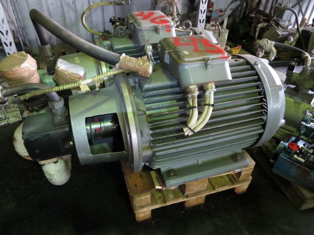 45. Hydraulik pumper - Denison T6EM 066 1R00B1