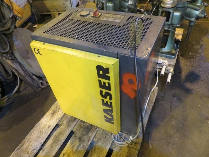 8. Luft kompressorer - Kaeser Luft tørker
