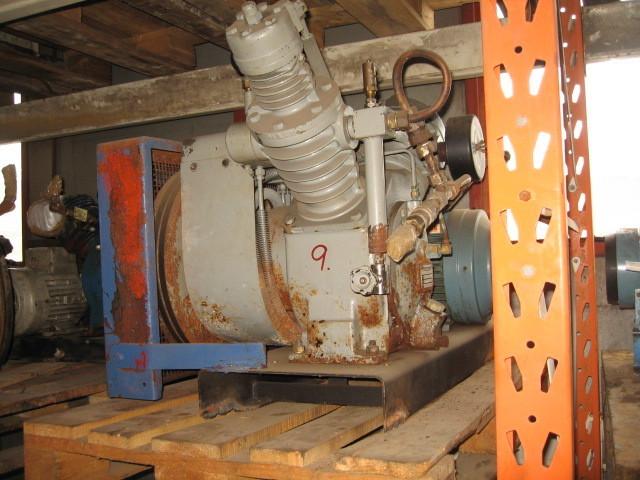 9. Luft kompressorer - Ingersol Rand 712