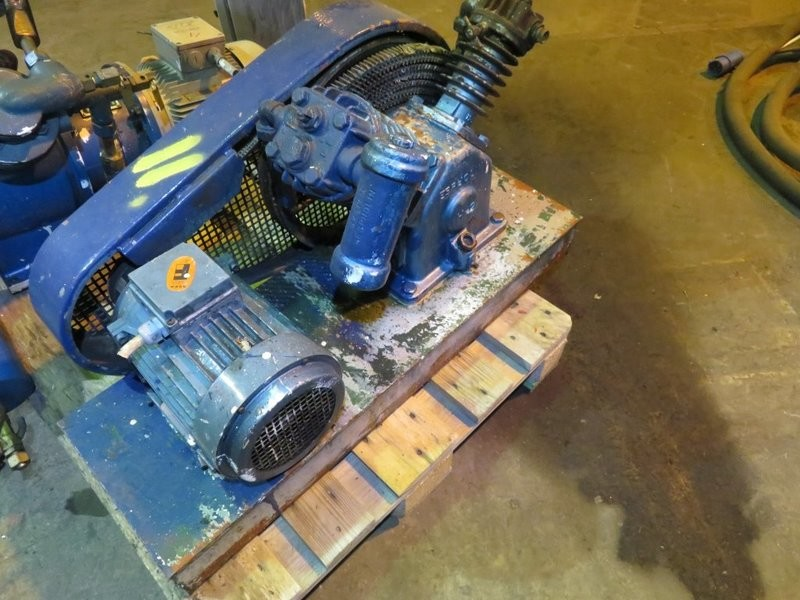 11. Luft kompressorer - Espholin H-2 ca 3-4kw