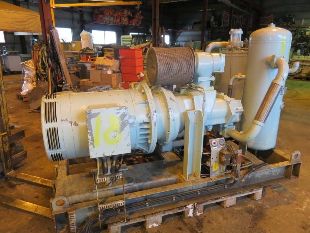 18. Luft kompressorer - Atlas Copco 120 kw