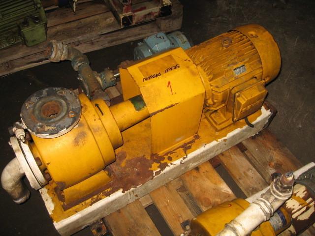 1. Pumpe, Brann-Lense-Spyle - Desmi S-70-50-175/A09