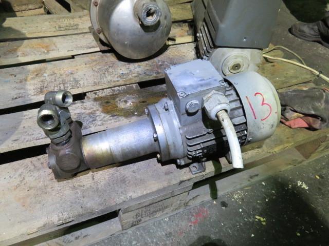 13. Pumpe, Brann-Lense-Spyle - Viking pumpe F456