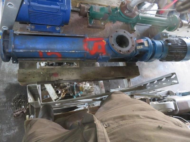 15. Pumpe, Brann-Lense-Spyle