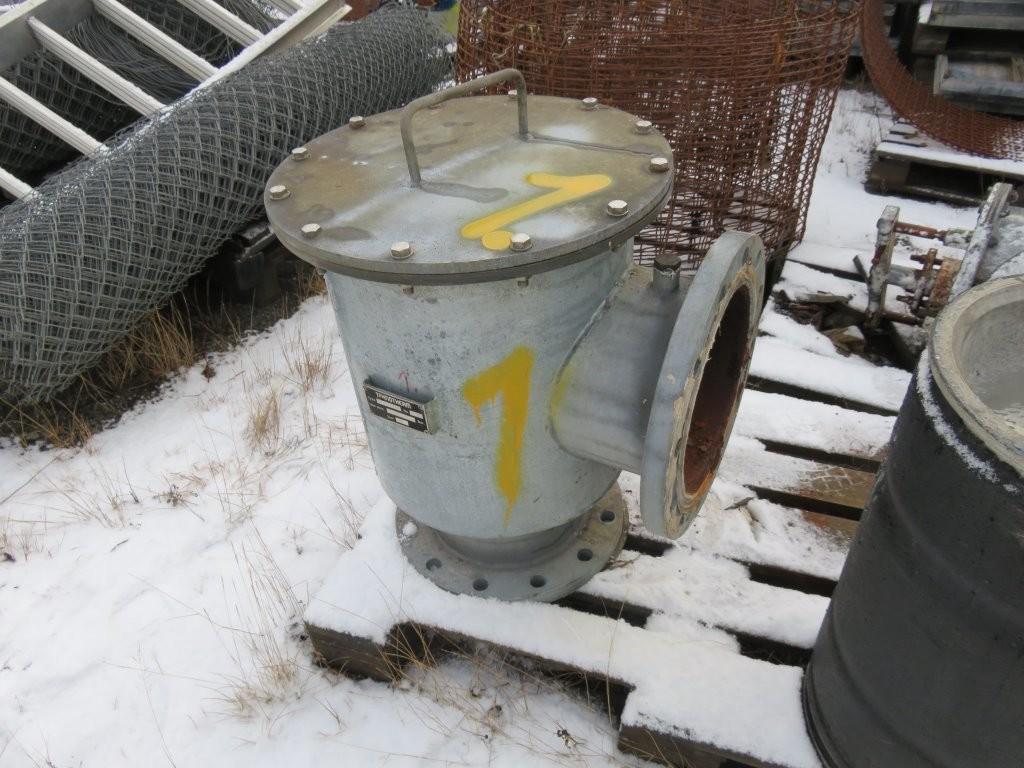 4. RSW Utstyr - Sjøvanns filter  4stk