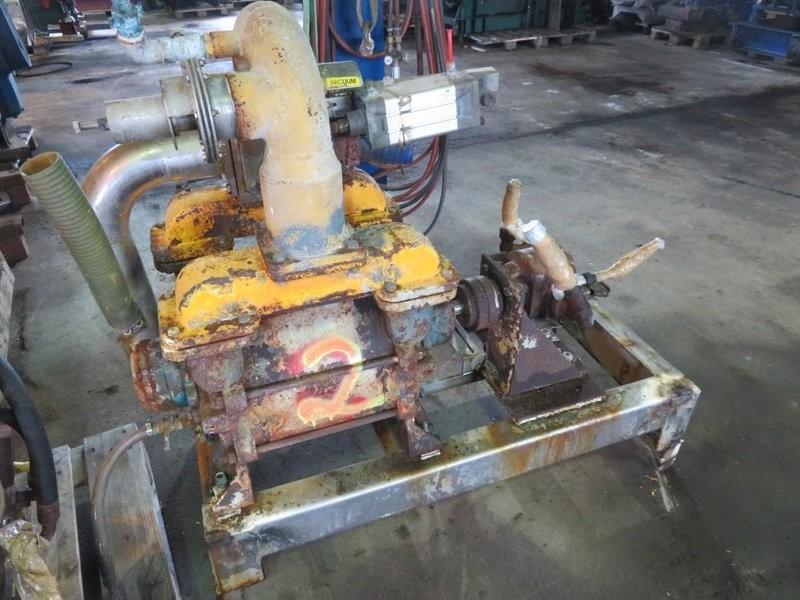 2. Vakumpumper - Hydralisk  vacum pumpe
