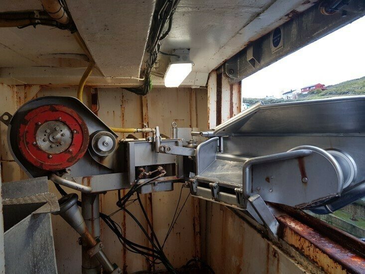 Line utstyr/ garn - linespill