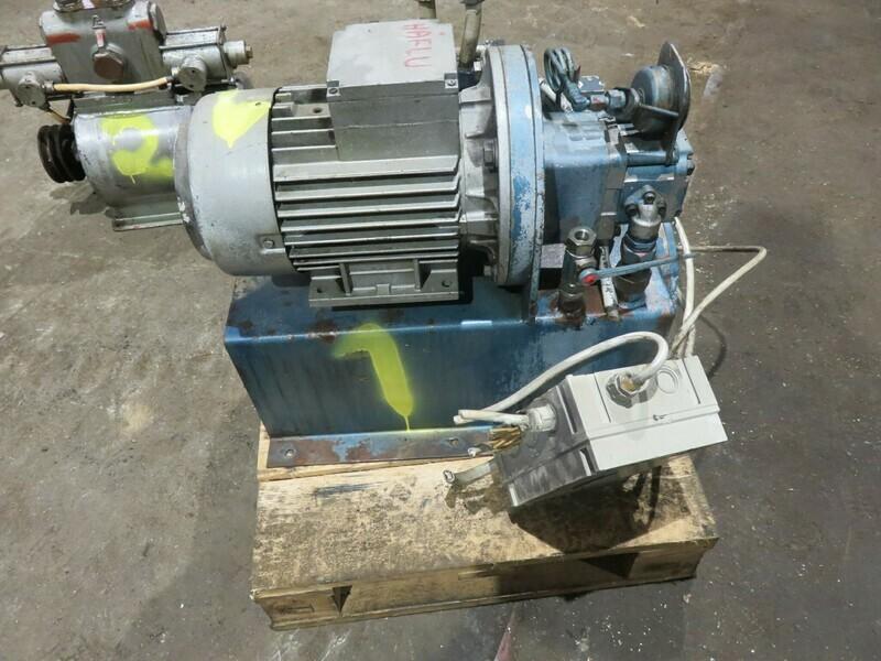 1. Styremaskiner pumper - Servi