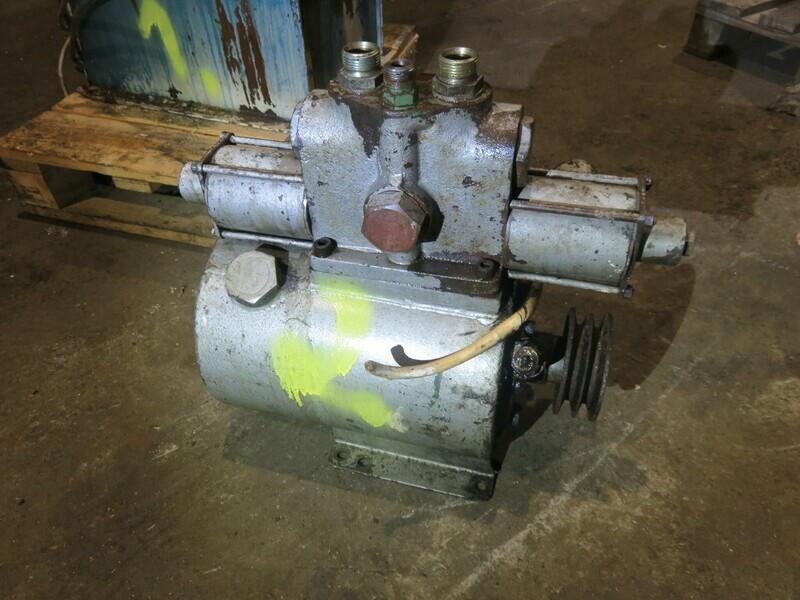 2. Styremaskiner pumper - Tennfjord H-415