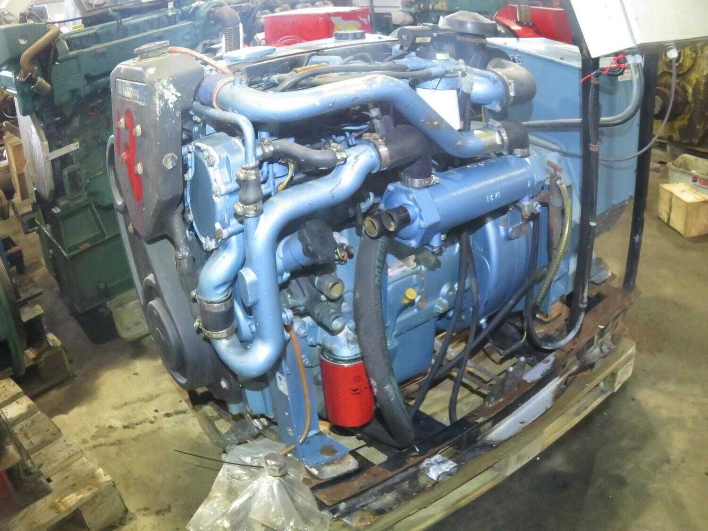 12. Motor og Generator sett - Perkins       47,7kva      230volt