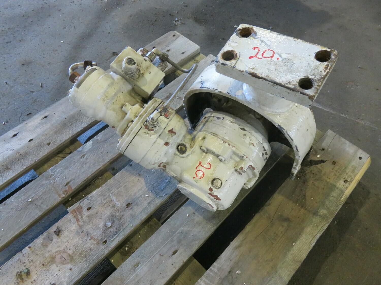 20. Winsjer  Hyd motor  m/ vinkel gir