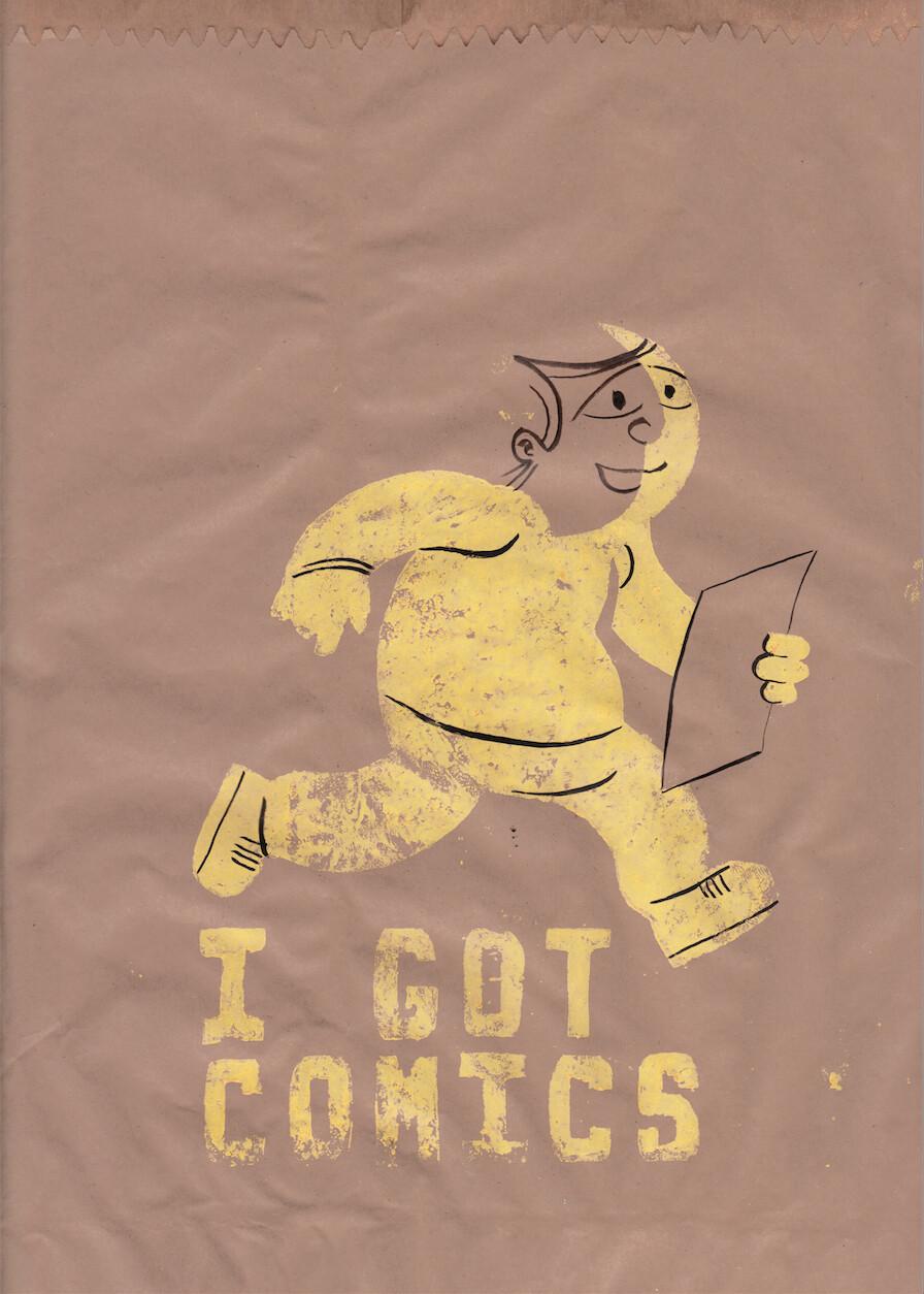 I Got Comics #1