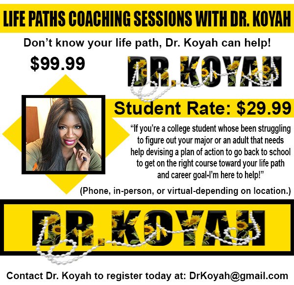"""Life Paths Coaching Session"" (Student Discount Rate)"