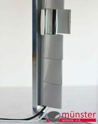 PROTECT V72 - vertikal, weiss