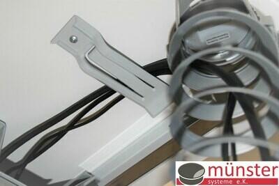 Kabelklemme Flex (2 Stück)