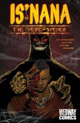 Is'nana the Were-Spider Vol 1: Forgotten Stories Trade Paperback