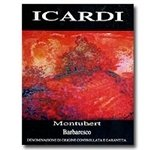 Icardi Montubert, Barbaresco 2010 (3 Liter)