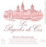Chateau Cos d'Estournel 'Les Pagodes de Cos', Saint-Estephe 2016 (750 ml)
