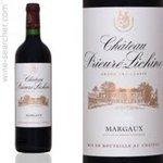Chateau Prieure Lichine, Margaux 2015 (750 ml)