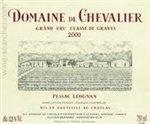 Domaine de Chevalier, Pessac-Leognan 2015 (750 ml)