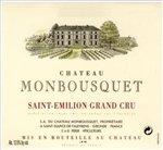 Chateau Monbousquet, Saint-Emilion Grand Cru 2016 (750 ml)