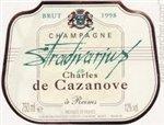 Charles de Cazanove Stradivarius Brut, Champagne 2007 (750 ml)