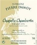 Domaine Pierre Damoy Chapelle-Chambertin Grand Cru, Cote de Nuits 2014 (750 ml)