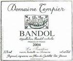 Domaine Tempier Bandol Rouge Cuvee La Tourtine 2017 (750 ml)