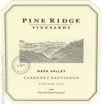 Pine Ridge Vineyards Napa Valley Cabernet Sauvignon 2016 (750 ml)