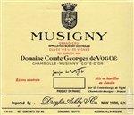Comte Georges de Vogue Musigny Vieilles Vignes Grand Cru 2016 (750 ml)