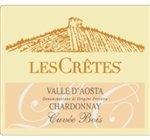 Les Cretes Valle d'Aosta Cuvee Bois Chardonnay, Aosta Valley 2015 (750 ml)