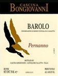 Cascina Bongiovanni Barolo Pernanno, Barolo 2015 (750 ml)
