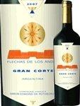 Flechas de los Andes 'Gran Corte' 2012 (750 ml)
