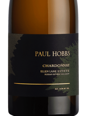 Paul Hobbs Ellen Lane Estate Vineyard Chardonnay, Russian River Valley 2016 (750 ml)