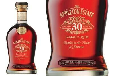 Appleton Estate Limited Edition 30 Year Old Rum, Jamaica (750 ml)