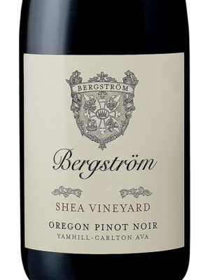 Bergstrom Shea Vineyard Pinot Noir, Yamhill-Carlton District 2017 (750 ml)