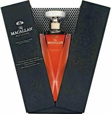The Macallan Decanter Series Reflexion Single Malt Scotch Whisky, Speyside - Highlands (750 ml)