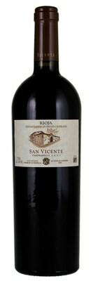 Senorio de San Vicente Tempranillo, Rioja 2013 (750 ml)