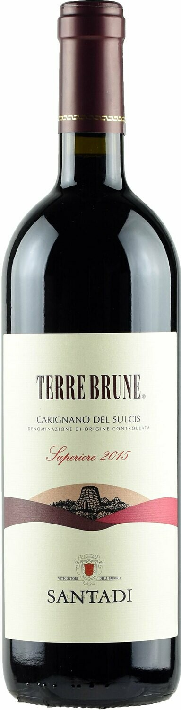 Cantina Santadi 'Terre Brune' Carignano del Sulcis Superiore, Sardinia 2013 (750 ml)