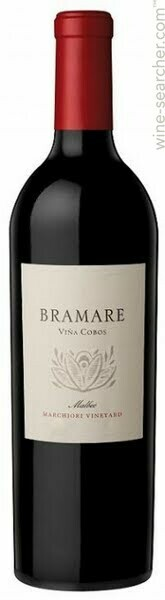 Vina Cobos Bramare Marchiori Estate Malbec, Perdriel 2016 (750 ml)