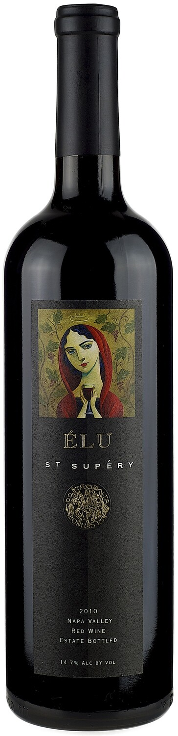 St. Supery Elu Red, Napa Valley 2015 (750 ml)