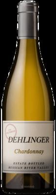 Dehlinger Estate Bottled Unfiltered Chardonnay, Russian River Valley 2017 (750 ml)