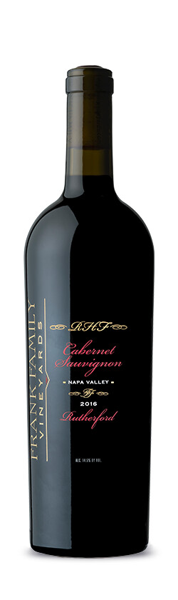 Frank Family Vineyards Rutherford Reserve Cabernet Sauvignon, Rutherford 2016 (750 ml)