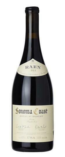 Raen Royal St. Robert Cuvee Pinot Noir, Sonoma Coast 2017 (750 ml)