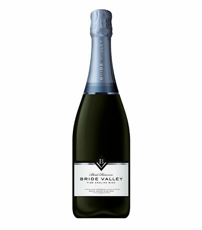 Bride Valley Brut Reserve, Dorset, England 2014 (750 ml)