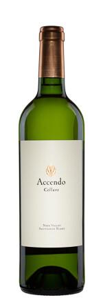 Accendo Cellars Sauvignon Blanc, Napa Valley 2017 (750 ml)