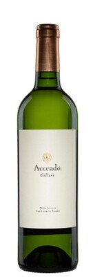 Accendo Cellars Sauvignon Blanc, Napa Valley 2017 (750 ml)